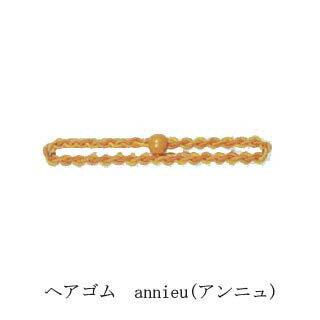 ヘアゴム / オレンジ / 1個直径:55mm
