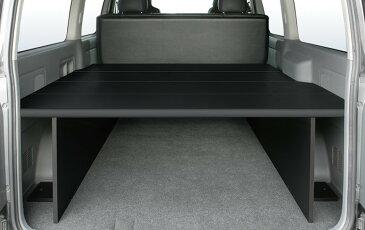【カーヴィン】R41(200系ハイエース標準SGL用)ウレタン25mm・マット4分割・カラー:ブラック