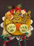 バブルブーオリジナルクリスマスケーキ