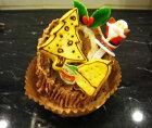 お食事系わんちゃんクリスマスケーキ♪