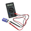 小型デジタルテスター 電流・電圧・抵抗 DT830D