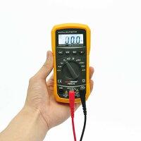 使いやすい!デジタルマルチテスター電流・電圧・抵抗PM8233D