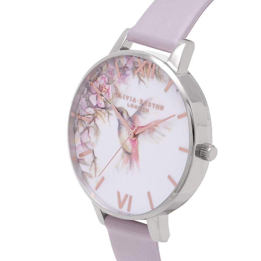Olivia Burton オリビアバートン 腕時計 ペイントリー  プリント Painterly Prints 38mm 鳥 プレゼント 贈り物 OB16PP23