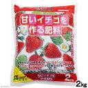 【あす楽対応】(株)花ごころ甘いイチゴを作る肥料2KG