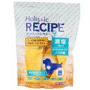 Holistic RECIPE ホリスティックレセピー ドックフード 減塩 生チキン&サーモン 2.4kg 【犬/ドッグフード/魚】 1