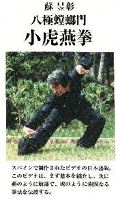 DVD八極蟷螂門小虎燕拳