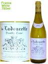 """ドゥ・ラドゥセット プイィ・フュメ""""ドゥ・ラドセット""""【2010】【白ワイン】750ml de Ladouc..."""