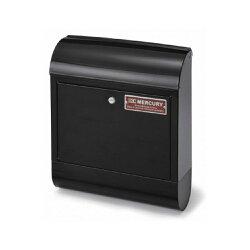 【送料無料】MERCURYマーキュリーMCRMailBox郵便ポスト鍵付き郵便受けメールボックスC062【インテリア雑貨の専門店オシャレレターボックスエクステリアポストおしゃれ雑貨リッチボーイ】