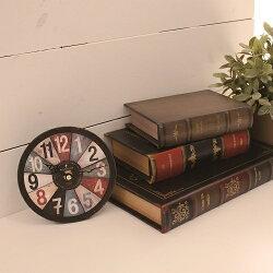 テーブルクロックオールドルックテーブルクロック置き時計アンティーク風WILLIAM