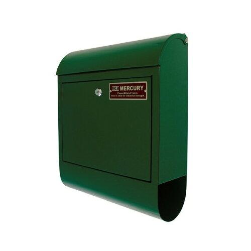 MERCURY マーキュリー MCR Mail Box 郵便ポスト 鍵付き メールボックス 郵便受け グ...