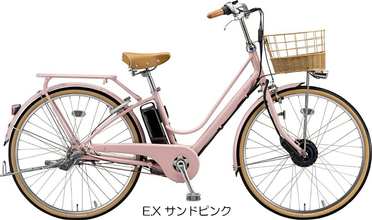 【2020年モデル】【ブリヂストン】【電動自転車】カジュナeスイートライン