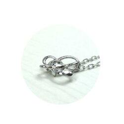 一粒ダイヤ天然ダイヤモンド誕生石0.1ctペンダントK10蝶々ネックレスゴールドYGPGWG【送料無料】