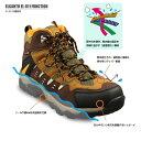 トレッキング 23〜27cm,28cmエルカント enbridge 初心者の方にもおすすめ 防水 撥水 軽量 カジュアルトレッキングシューズ「EL-811」レディース メンズ 靴 ELCANTO アウトドア ハイキング キャンプ 登山 2