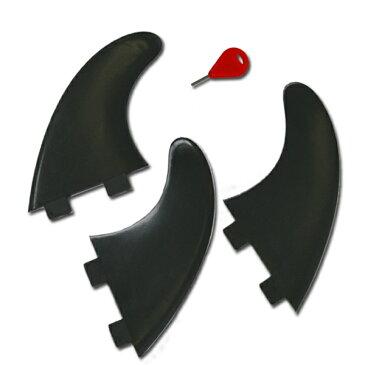 トライフィン FCS対応FIN サーフボード サーフィン ショート ファン ミニ プラフィン 希望小売価格の65%OFF