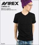 AVIREX(アヴィレックス)デイリーVネック半袖Tシャツ[6143501]【あす楽対応】【即納】