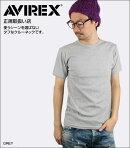AVIREX(アヴィレックス)デイリークルーネック半袖Tシャツ[6143502]【あす楽対応】【即納】