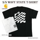 CARHARTTカーハートCARHARTTWIPS/SWAVYSTATET-SHIRT半袖TシャツCARHARTTFLAGLOGOロゴTシャツ