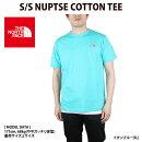 ノースフェイスTHENORTHFACETシャツS/SNUPTSECOTTONTEE