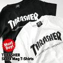 スラッシャー THRASHER Tシャツ SKATE MAG T-SHIRT【お買い上げでステッカープレゼント】の商品画像