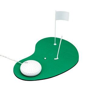 2,000円(税込)以上お買い物で全国送料無料 ♪グリーンハウスゴルフボール型マウス GH-MUSG-W 【...