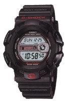 ★正規品★CASIO(カシオ)メンズデジタル腕時計G-SHOCKGULFMANDUALILLUMINATORG-9100-1JF【TC】