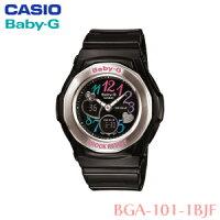 ≪送料無料≫カシオ[CASIO]Baby-G防水腕時計BGA-101-1BJF【HD】【TC】