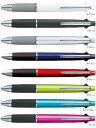 人気のジェットストリームに4&1(ボールペン黒、赤、青、緑+シャープ0.5mm)が登場【メール...