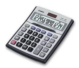 [カシオ] DS-3W 14桁エコロジーを考えて設計された本格実務電卓