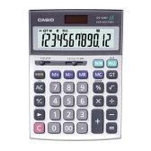 【クロネコDM便不可】[カシオ]本格実務電卓 DS-12WT-Nアウトレット[R品] 電卓デスクタイプ