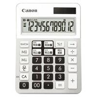 [キャノン]ビジネス向け卓上電卓電卓【HS-1220TUG】千万単位機能付き