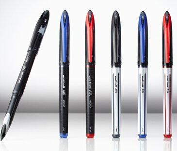 [三菱鉛筆]ユニボール エア0.5mm0.7mm(インク色:黒・赤・青)【UBA-201-05】【UBA-201-07】