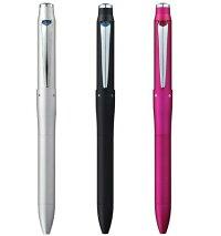 [三菱鉛筆]ジェットストリームプライム回転繰り出し式多機能ペン3&1軸色:2色【MSXE4-5000-07】