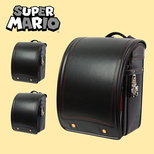 ☆スライドロック搭載☆スーパーマリオ ランドセル2018 キューブ型 3カラー smr...