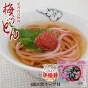 紀州 梅うどん(4食スープ付・麺400g)南高梅の梅肉を麺に練り込んだ、ふわり…梅風味のおなかにやさしいうどんです。和歌山 メディア テレビ 掲載 ミヤネ屋で紹介 日本一の優勝麺 うめ ウメ かけうどん