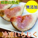 和歌山県産 冷凍いちじく(無添加)1kg【冷凍便 送料無料】...