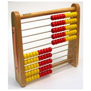 【児童用】トモエそろばん アバカス100 (ABA100C) 児童用100玉そろばん【算盤】