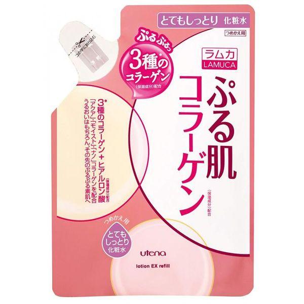 4901234302419 【36個入】 ウテナ ラムカ ぷる肌化粧水 とてもしっとり つめかえ用