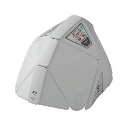 【ポイント2倍】4548890278209 ミドリ安全 折りたたみヘルメットTSC−10フラットメット