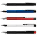 【全5色・0.7mm】ゼブラ/ライト付き油性ボールペン ライトライトα 0.7mm (P-BA96) 軽くて丈夫なアルミ素材 ZEBRA