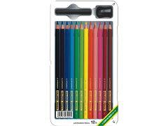 三菱鉛筆/色鉛筆 NO.890 スタンダードH 12色セット/K89012CSH