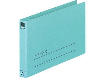 コクヨ/伝票用フラットファイル 振替伝票用 とじ厚15mm 青