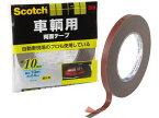 3M/スコッチ 車輛用 両面テープ 10mm×10m/PCA-10