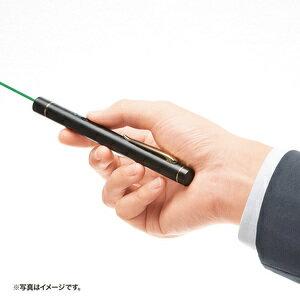 【送料無料】【サンワサプライ】レーザーポインター(グリーン)LP-GL1001【TD】【パソコン周辺機器/PC/】【代引き不可】2P04Jul15