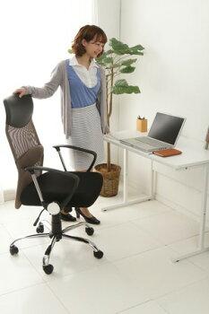 メッシュチェアハイバック低反発あす楽対応送料無料オフィスチェア椅子イスデスクチェアパソコンチェアメッシュチェア全面メッシュ事務椅子いす書斎オフィス勉強部屋メッシュキャスター