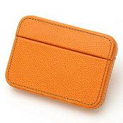 伊東屋カラーチャートボックス型名刺入れサンセットオレンジメーカー品番AA05-41