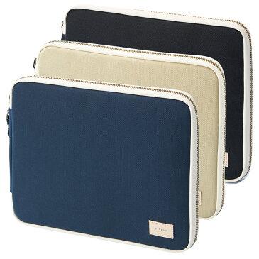 LIHIT LAB HINEMO スタンドポーチ Mサイズ 簡易パーテーション 整理整頓 バッグインバッグ テレワーク応援