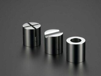 達到不銹鋼的極限對你用高級的桌面附件最大的質量的PRIMARIO Vestige紙重量汽缸(3種安排)PM15+16+17