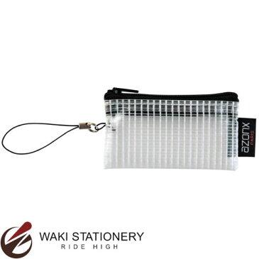 セキセイ アゾン メッシュケース 「ミニ」 携帯ストラップ ブラック AZ-28P-60