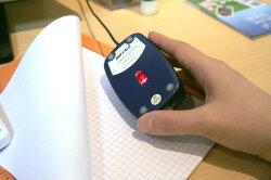 ロディアRHODIAアドバンストマウスパッド5ミリ方眼【デザイン文具】【デザインおしゃれ】