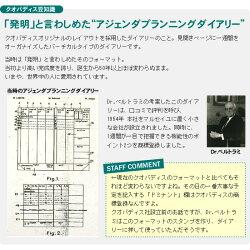 【2017年手帳】クオバディスQUOVADISプランニング17レフィル(2016年11月14日から使用可)